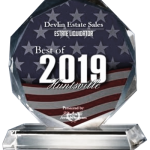 2019 Best of Huntsville Award Estate Sale Company
