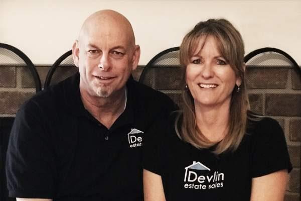 Bill and Stacy Devlin | Estate Sale Company